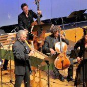 Musikmeister mit barockem Swing