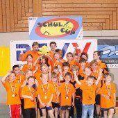 Der dritte Triumph für Hörbranz im Schul-Cup