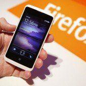 Einzigartiges Handy mit Firefox ist im Handel