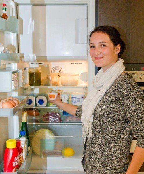 Der Austausch alter Kühlgeräte soll gefördert werden. Foto: VN/Steurer
