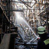 Nürnberger Kirche nach Brand einsturzgefährdet