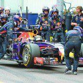 Vettel verzweifelt an Renault