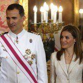 Felipe und Letizia leiten neue Ära ein