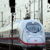 Deutsche Bahn kappt ihre Gewinnplanung