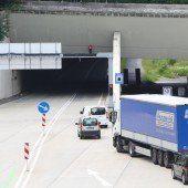 Arlbergtunnel-Sanierung: Auftrag über 128 Millionen Euro vergeben