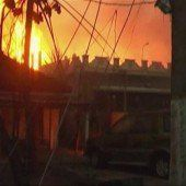 Gaspipeline explodiert: 15 Todesopfer in Indien