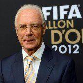 FIFA sperrt Franz Beckenbauer