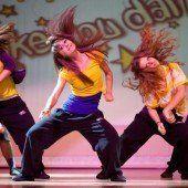 Tanz ist ihre große Leidenschaft