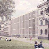 Museumsarchitekten planen Uni-Bibliothek