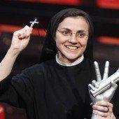 Italienische Nonne gewinnt Voice of Italy