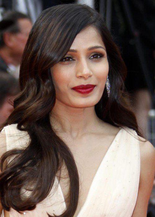 Die Schauspielerin beklagt sexuelle Belästigung in Indien. Foto: epa