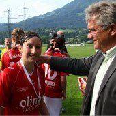 Rankweiler Ladys zum dritten Mal Cupsieger