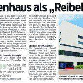 Krankenhaus Bludenz