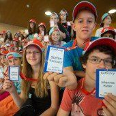Buch am Bach: Wo Jugendliche als Experten Lektüre empfehlen
