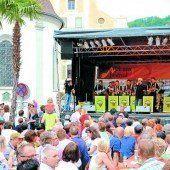 Viel Musik beim Old Orleans – New Bregenz-Festival