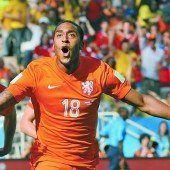 Oranje holt Gruppensieg