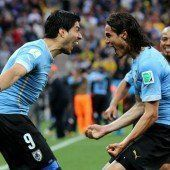 Italien zittert vor Uruguay und Tormaschine Suárez