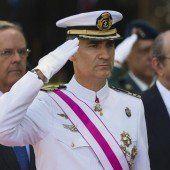 Umfrage: Mehrheit der Spanier für Monarchie