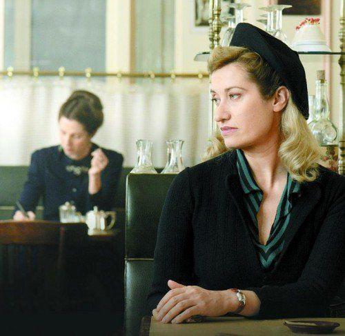 Emmanuelle Devos in der Rolle der Violette Leduc. Xenix Filmdistribution