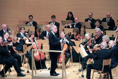 Ensemble mit viel Musiziergeist. Foto: Schubertiade