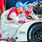 Doppelsieg für Audi, Klien fuhr stark