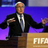 Blatter kündigt Kandidatur an
