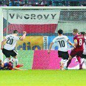Österreich siegte mit 2:1