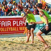 Doppler und Horst im Viertelfinale