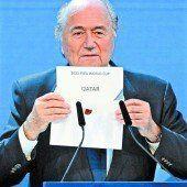 Blatter kämpft