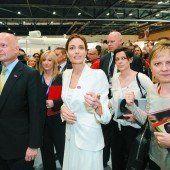 Angelina Jolie eröffnet Konferenz zu sexueller Gewalt in Kriegen