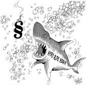 Gesetzliche Hai-Jagd!