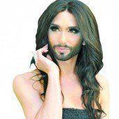 Conchita ist Ehrengast bei Stonewall-Gala