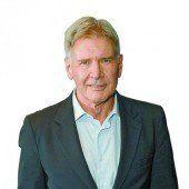 Harrison Ford bei Dreh verletzt