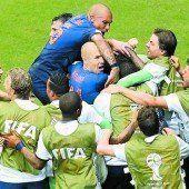 Niederlande demütigt Spanien