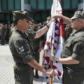 Neuer Kommandant des Miliz-Bataillons