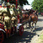1. Int. Feuerwehr-Oldtimer-Treffen