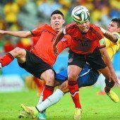 Ein Dämpfer für Brasilien