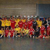 4000 Euro für die Jugendabteilungen von Bregenz und Hard