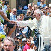 Papst exkommuniziert die Mafia: Sie ist gottlos