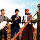 Oberbayrische Volksmusik