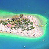 Badestrände ohne Ende in der Türkei