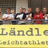 Leichtathleten beim Bundesländervergleich erfolgreich
