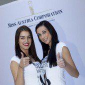 Voller Vorfreude auf die Miss Austria Wahl