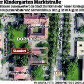 16 Millionen für Schule und Kindergarten