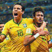 Seleção gegen Chile