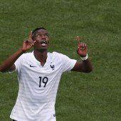 Frankreich im Viertelfinale