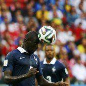 Frankreich-Coach warnt vor Übermut