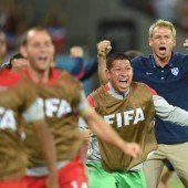 Klinsmann sieht Luft nach oben
