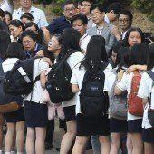 Wieder Schulalltag für Sewol-Überlebende