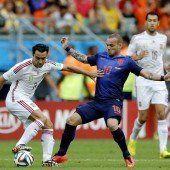 Weltstars nehmen Abschied von der WM